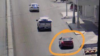 Publican video del 'granadazo' en el bulevar Hidalgo de Reynosa