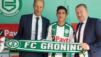 El futbolista mexicano Uriel Antuna firma con el Groningen de Holanda