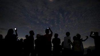 México, el país que más habló del eclipse en facebook