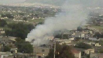 Reportan explosión de pirotecnia en Tultepec