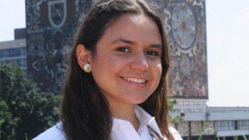 Alumna de UNAM desarrolló en NASA un helicóptero para volar en Marte