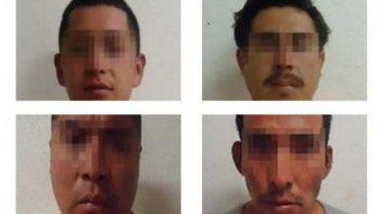 Vinculan a proceso a 4 por ataque a familia en la México-Puebla