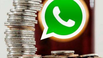 WhatsApp desarrolla función de pagos