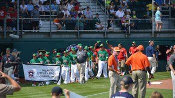 Vibra Williamsport con la fiesta del beisbol