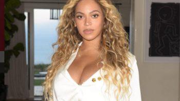 Beyoncé presume sus curvas en Instagram