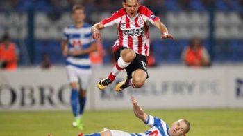 'Chucky' Lozano y PSV quedan fuera de la Europa League