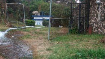 Agua potable en Cuernavaca, contaminada con gasolina