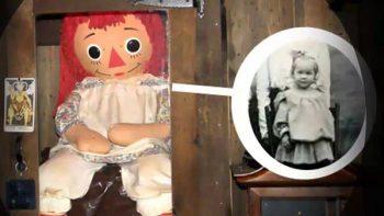 Datos terroríficos sobre la Annabelle real