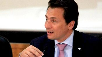 Lozoya compareció ante PGR por caso Odebrecht