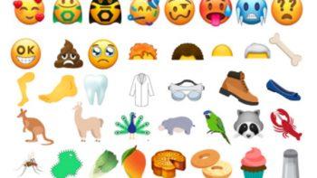 Llegarán a WhatsApp nuevos 'emojis' en 2018