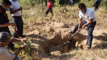 Suman 2,500 los pedazos de huesos en fosa de Tijuana