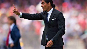 Paco Palencia deja de ser Director Técnico de Pumas