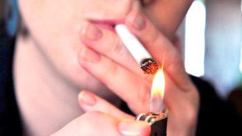 Fumar resta cinco años de vida