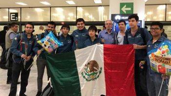 Mexicanos ganan bronce en Olimpiada Internacional de Informática