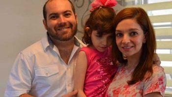 Mamá de niña Grace reconoce avances sobre marihuana terapéutica