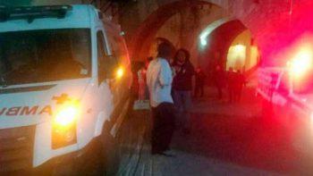 Mujer se lanza de edificio de la Universidad de Guanajuato