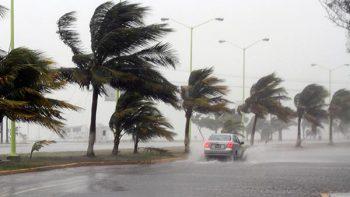 Emiten Alerta Azul por tormenta 'Harvey' en Quintana Roo