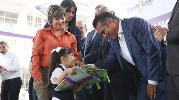 Arranca en Nuevo León ciclo escolar 2017-2018
