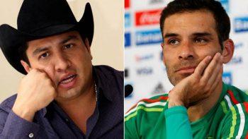 Capo incriminó a Julión y a Rafa Márquez