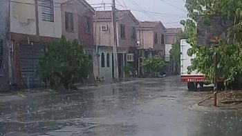 Regresan lluvias y apagones en zona conurbada a Monterrey