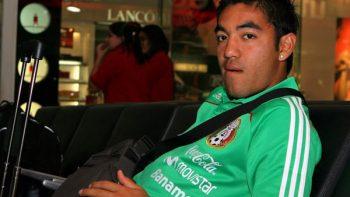 Marco Fabián es baja lo que resta del 2017