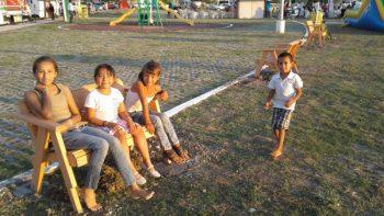 Gestiona Jesús de la Garza recursos para el rescate integral de espacios públicos en colonias