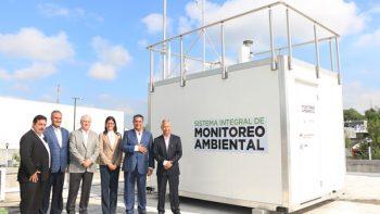 Amplia Gobierno Independiente red de monitoreo ambiental