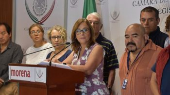 Alista Morena denuncia contra ex director de Pemex por caso Odebrecht