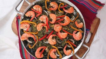 Organizan Festival de Paellas en Icamole