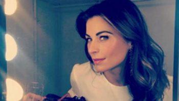 Ludwika Paleta comparte foto con su hijo Nicolás Haza