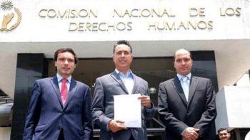 PAN presenta queja ante CNDH por persecución política en Coahuila