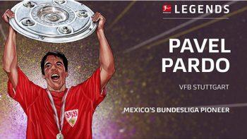 Pável Pardo formará parte de red de embajadores de la Bundesliga