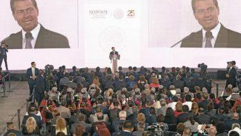 EPN: no a 2 realidades de país; amplía combate a la pobreza