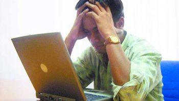 Asegura estudio que 90% de reporteros padecen estrés