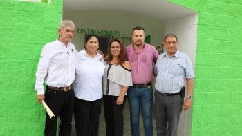 Rehabilitan Centros de Servicios Digitales Educativos