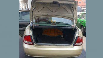 Secuestran a vendedor de autos en Santiago, se escapa en Monterrey
