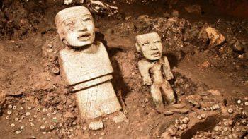 Arte teotihuacano a la conquista de Estados Unidos