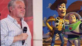 Muere intérprete de 'Yo Soy Tu Amigo Fiel' de la película 'Toy Story'