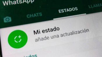 Estados de WhatsApp llegan a la versión web