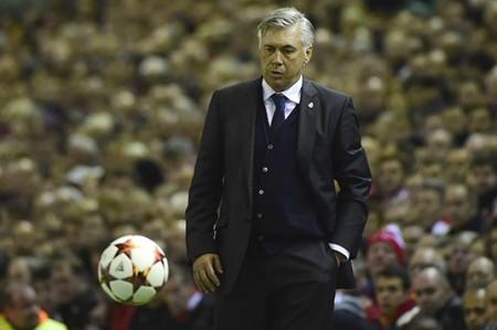 'Hemos jugado muy bien al futbol': Carlo Ancelotti