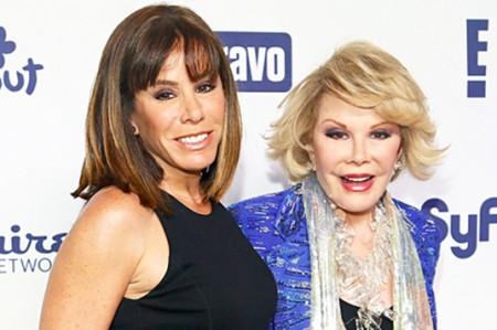 Hija de Joan Rivers heredará más de 100 millones de dólares