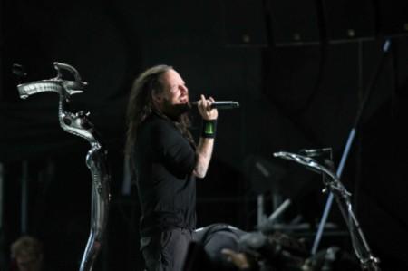 Korn se entrega a su público en el Hell and Heaven
