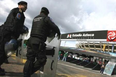 Estadio Azteca no será vetado, dice Santiago Baños