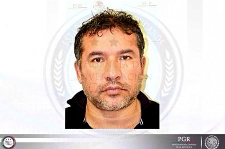 Dictan formal prisión contra líder de 'Guerreros Unidos'