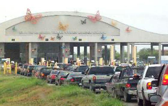 Abren nuevo carril Sentri en puente internacional Reynosa