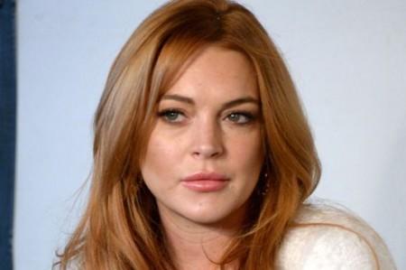 Lindsay Lohan pide oportunidad para Donald Trump