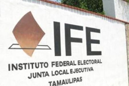 Ajusta IFE en Tamaulipas últimos detalles para iniciar proceso electoral federal