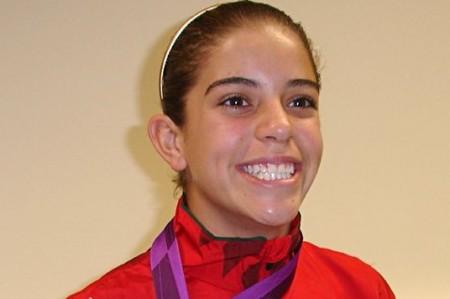 Ale Orozco es la segunda mexicana más joven en ganar medalla olímpica