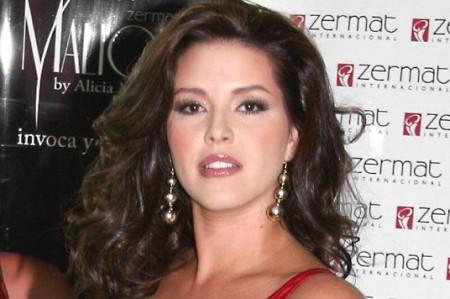 Alicia Machado se defiende de los ataques en Twitter