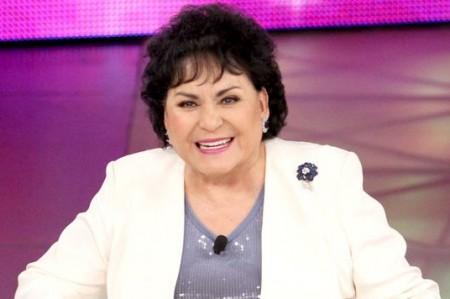 Grupo de Arne planea 'jitomatazo' a Carmen Salinas